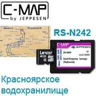 Карта C-MAP Lowrance RS-N242