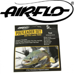Airflo PS-T5 5Ft Trout