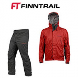 Finntrail Lightsuit 3501 Grey/Red