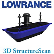 Lowrance 3D StructureScan (000-13559-001)