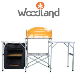 Woodland Camping Kitchen