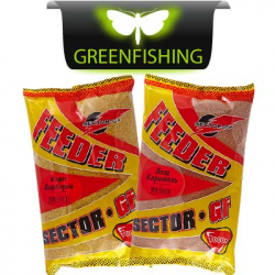 GreenFishing Sector 1.000кг