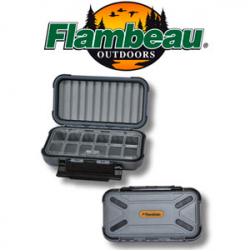 Flambeau Blue Ribbon Waterproof Fly Box