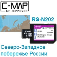 Карта C-MAP Lowrance RS-N202