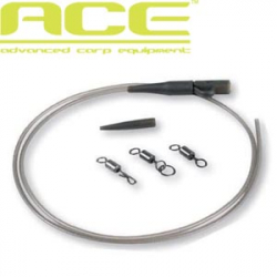 ACE Anti Tangle Tube & Lead Clips Rigs