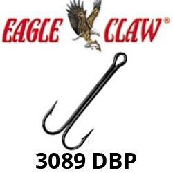 Eagle Claw 3089 DBP Black Platinum