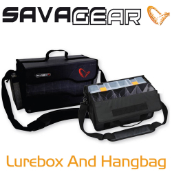 Savage Gear Lurebox And Hangbag