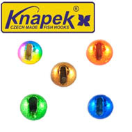 Knapek Tungsten Beads Slotted Lucent вольфрамовые головки
