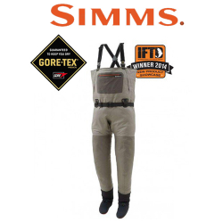 Simms G3 Guide Stockingfoot Greystone