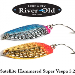 River Old Satellite Hammered Super Vespa 5,2гр.