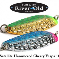 River Old Satellite Hammered Cherry Vespa 11гр.