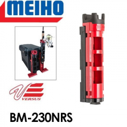 Meiho BM-230NRS Black/Red