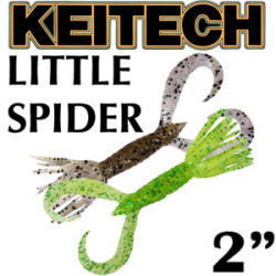 Keitech Little Spider 2""