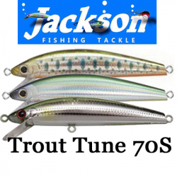 Jackson Trout Tune 70S