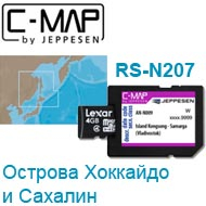 Карта C-MAP Lowrance RS-N207
