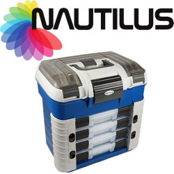 Nautilus 502 Super Tackle Box