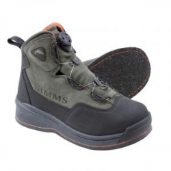 Ботинки Simms Headwaters BOA Boot Felt, 10, Dark Olive