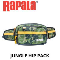 Rapala Jungle Hip Pack