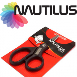 Nautilus Stainless Steel Braid Scissors