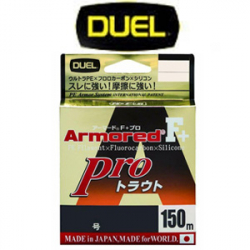 Duel Armored F+ Pro Trout 150m