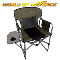 Maverick Folding Chair BC403WTA