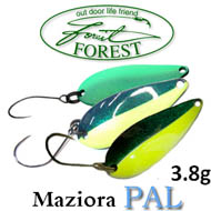 Forest Maziora Pal 3.8g