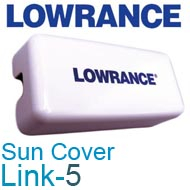 Lowrance Link-5 Sun Cover