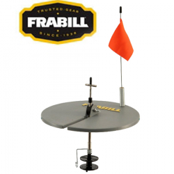 Frabill Round Tip-Up Ready-to-Fish оснащенная