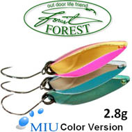 Forest Miu Color Version 2.8g