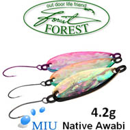 Forest Native Miu Awabi 4.2g