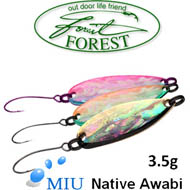 Forest Native Miu Awabi 3.5g