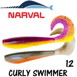 Narval Curly Swimmer 12cm