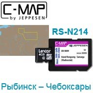 Карта C-MAP Lowrance RS-N214
