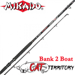 Mikado Cat Territory Bank 2 Boat