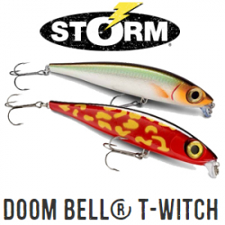 Storm Doom Bell T-Witch