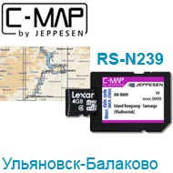 Карта C-MAP Lowrance RS-N239