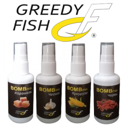 Greedy Fish BOMBmix 50ML