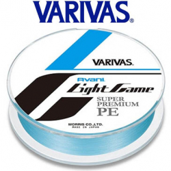 Varivas Light Game Super Premium PE 150m