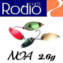 Rodio Craft NOA 2.6 g