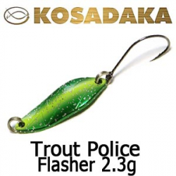 Kosadaka Trout Police Flasher 2.3g