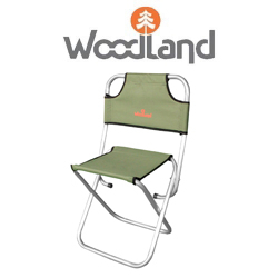 Woodland Camp Stool ALU