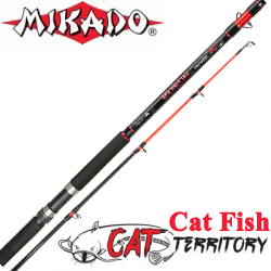Mikado Cat Territory Cat Fish