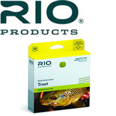Rio Mainstream Trout WF Lemon Green