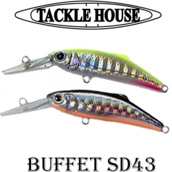 Tackle House Buffet SD 43