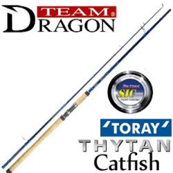 Dragon Thytan Catfish