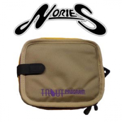Nories Area Wallet M Beige