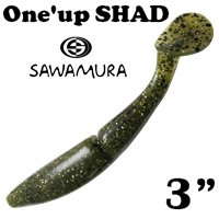 Sawamura One`Up Shad 3