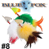 Blue Fox Vibrax Super Bou SBOU8