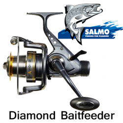 Salmo Diamond  Baitfeeder