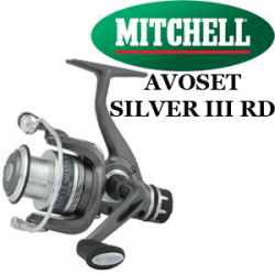 Mitchell Avocet Silver 3 4000 RD